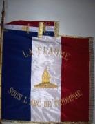Drapeaux associations anciens combattants