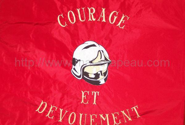 Drapeaux Sapeurs Pompiers Histoire Et Protocole
