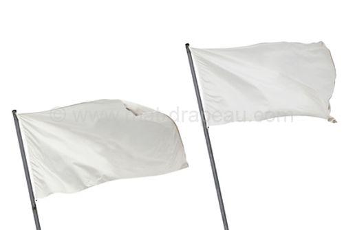 Histoire drapeau: drapeaux blancs