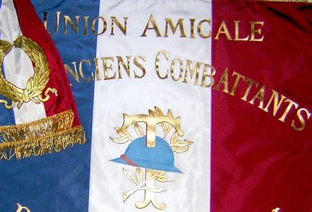 fabricant de drapeaux - motifs de drapeau d'anciens Combattants