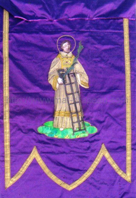 bannière religieuse - Drapeau et bannière d'associations religieuses