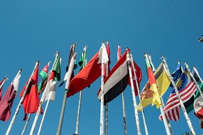 histoire du drapeau - drapeaux du monde